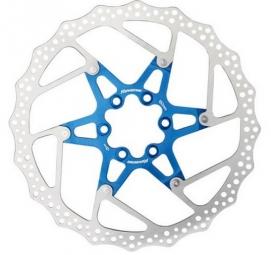 disque reverse flottant 180mm bleu