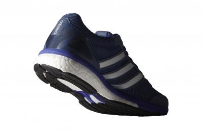 adidas paire de chaussures adizero boston 5 femme noir violet 36 2 3