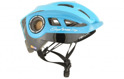 Casco Urge SUPACROSS Bleu