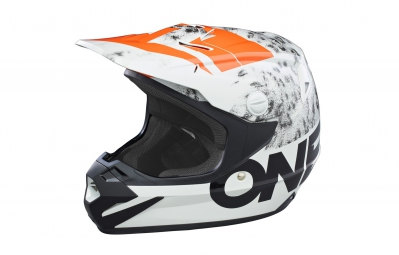 Casque intégral Enfant ONE INDUSTRIES ANIMAL Gris