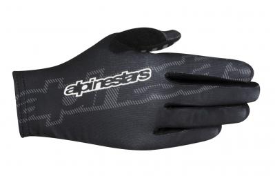 alpinestars paire de gants f lite noir m