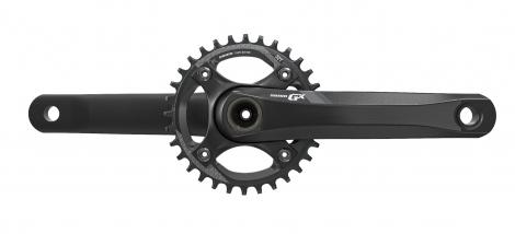sram pedalier pour fatbike gx 1400 gxp boitier non inclus 30 dents 11v noir 175