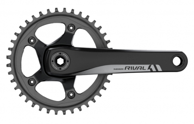 SRAM 2016 Crankset RIVAL1 GXP BB (Not Included) 50T Black