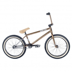 SUBROSA 2015 BMX COMPLET ARUM Gold Black Splatter