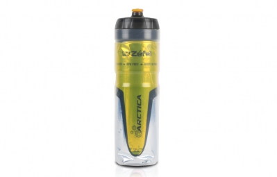 zefal insulated bottle artica yellow