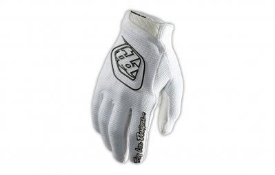 Troy lee designs gants enfant gp air blanc kid m