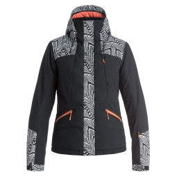 Veste de ski snow roxy flicker s