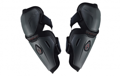 Troy Lee Designs Elbow Guards Gray