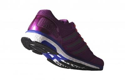 adidas paire de chaussures adizero adios boost 2 0 femme violet 36 2 3