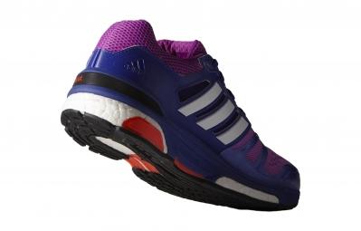 adidas supernova sequence 7 boost violet bleu femme 36 2 3