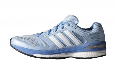adidas Chaussures Supernova Sequence 7 Boost Bleu Femme