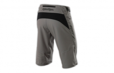 troy lee designs short skyline race gris 30