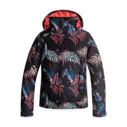 Veste de ski roxy roxy jetty girl jacket 10 ans