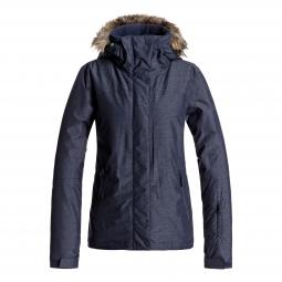 Veste de ski roxy jet ski solid jacket m