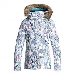 Veste de ski roxy jet ski girl jacket 14 ans