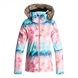 Veste de ski roxy jet ski girl jacket 10 ans