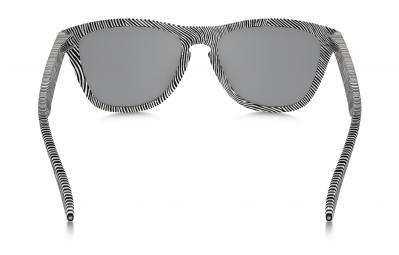 Lunettes Oakley FROGSKINS FINGERPRINT white black