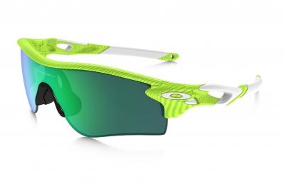 OAKLEY Paire de lunettes FINGERPRINT RADARLOCK PATH Vert/Jade Iridium réf oo9181-47