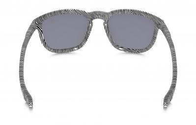 Lunettes Oakley ENDURO FINGERPRINT white grey