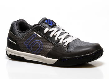 Chaussures vtt five ten freerider contact gris bleu 42 1 2