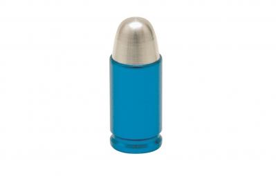 TRIKTOPZ Bouchons de Valves X 2 Fusée Bleu