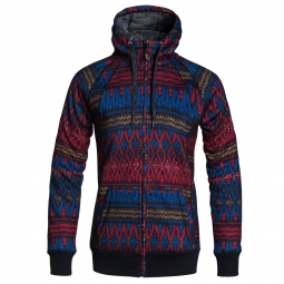 Polaire Roxy Resin Bonded sherpa