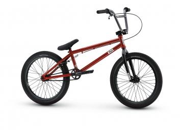 REDLINE BMX complet ASSET Rouge