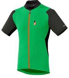 shimano maillot explorer vert l