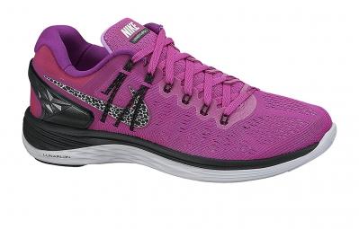 nike chaussures lunareclipse 5 fuschsia noir femme 38