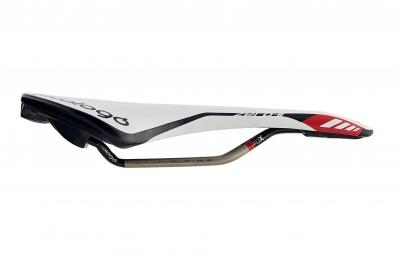 Selle Prologo ZERO II Rails Tirox 134 2014 Blanc