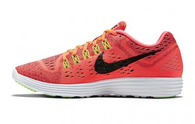 Chaussures de Running Nike LUNARTEMPO Rouge