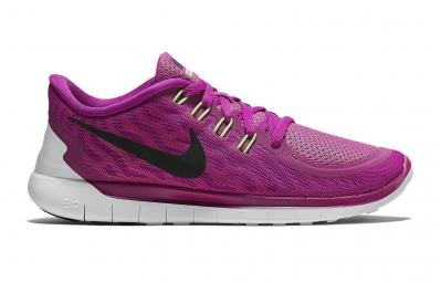 Nike free 5 0 violet femme 38