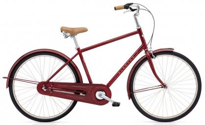 ELECTRA AMSTERDAM ORIGINAL 3i Red Bike