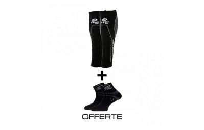 bv sport pack booster elite noir socquettes m plus