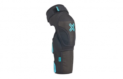 Fuse 75 Echo Knee Shin Combo Black