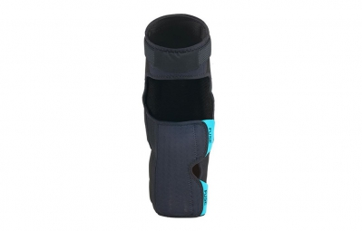 fuse genouilleres avec protege tibia echo 75 noir m