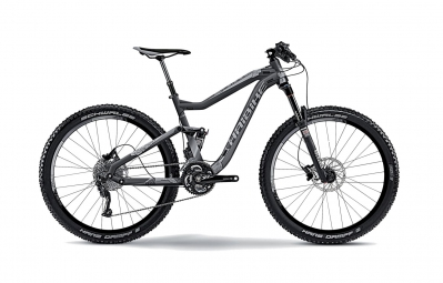 Haibike Vélo Complet Q.EN 7.10 27.5'' Gris