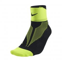 Nike chaussettes elite lightweight quarter noir 46 48