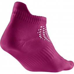 nike chaussettes anti ampoule lightweight courtes rose 42 46