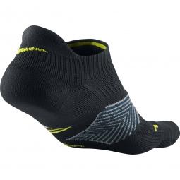 nike chaussettes running dri fit cushioning noir 35 38