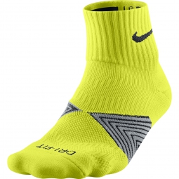 Calcetines Nike Chaussettes Cushioning Support - Jaune / Fluo