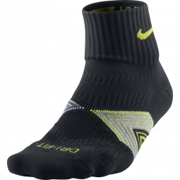 Nike chaussettes cushioning support noir 35 38