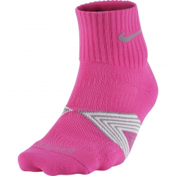 Nike chaussettes cushioning support rose 42 46
