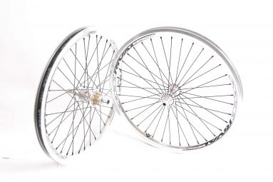 pride paire de roues rival exp expert 1 3 8 argent