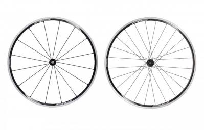 shimano paire de roues route rs010 noir