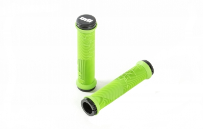 ODI Grip THE SENSUS Disisdaboss Grips - Neon Green