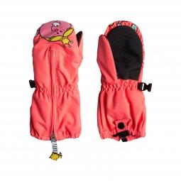 gants de ski Roxy snow´s up little miss mitt