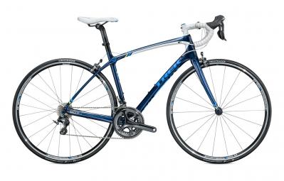 Vélo de Route Femme Trek SILQUE SLX Shimano Ultegra 11V 2015 Bleu