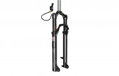 rockshox fourche sid xx 26 axe 9mm solo air 1 1 8 xloc remote noir 2017 100