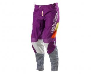 troy lee designs pantalon gp airway femme violet 40